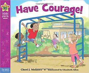 IB PYP —— Have Courage!