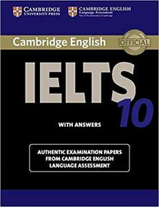 Cambridge IELTS 10 Academic Student's Book with Answers