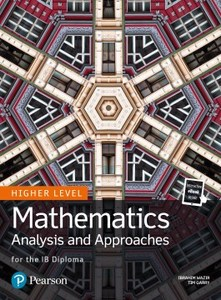 IB DP 数学 —— Mathematics Analysis and Approaches HL for the IB Diploma