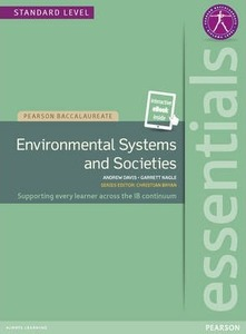 IB DP 环境系统与社会 —— Pearson Baccalaureate Essentials: Environmental Systems and Societies