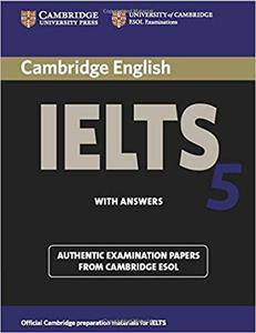 Cambridge IELTS 5 Academic Student's Book with Answers