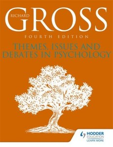 IB DP 心理学 —— Themes, Issues and Debates in Psychology Fourth Edition
