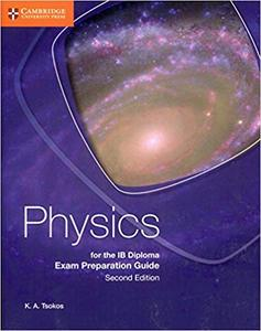 IB DP 物理 —— Physics for the IB Diploma Exam Preparation Guide