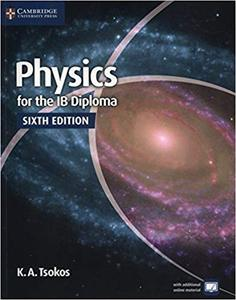 IB DP 物理 —— Physics for the IB Diploma Coursebook