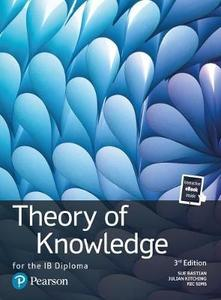 IB DP TOK —— Theory of Knowledge for the IB Diploma : TOK for the IB Diploma