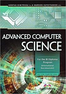 IB DP 计算机科学 —— Advanced Computer Science: For the IB Diploma Program