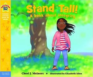 IB PYP —— Stand Tall! A book about integrity