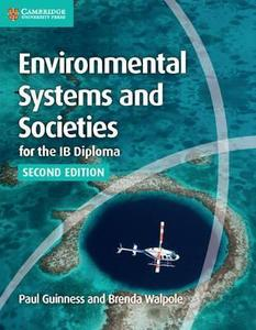 IB DP 环境系统与社会 —— Environmental Systems and Societies for the IB Diploma Coursebook