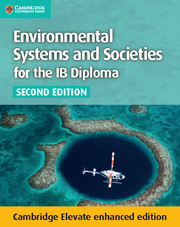 IB DP 环境系统与社会 —— Environmental Systems and Societies for the IB Diploma Coursebook Cambridge Elevate