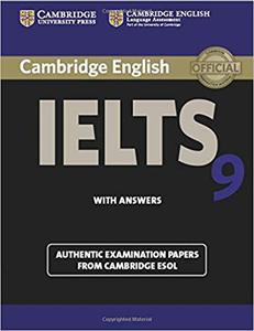 Cambridge IELTS 9 Academic Student's Book with Answers