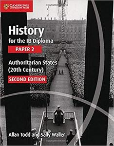IB DP 历史 —— History for the IB Diploma Paper 2 Authoritarian States (20th Century)