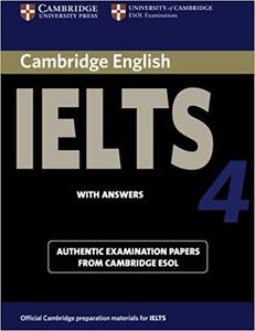 Cambridge IELTS 4 Academic Student's Book with Answers