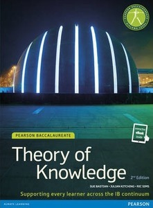 IB DP TOK —— Pearson Baccalaureate Theory of Knowledge