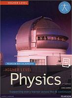 IB DP 物理 —— Pearson Baccalaureate Physics Higher Level 2nd edition