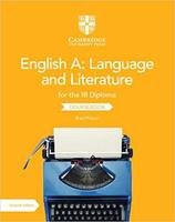 IB DP —— English A: Language and Literature for the IB Diploma Coursebook