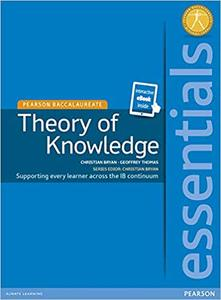 IB DP TOK —— Pearson Baccalaureate Essentials: Theory of Knowledge print and ebook bundle
