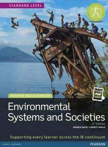 IB DP 环境系统与社会 —— Pearson Baccalaureate: Environmental Systems and Societies bundle 2nd edition